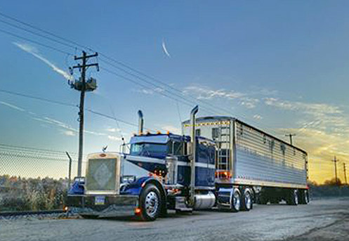pa based transport trucking